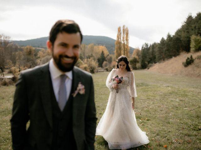La boda de Raul  y Cora en Rascafria, Madrid 31