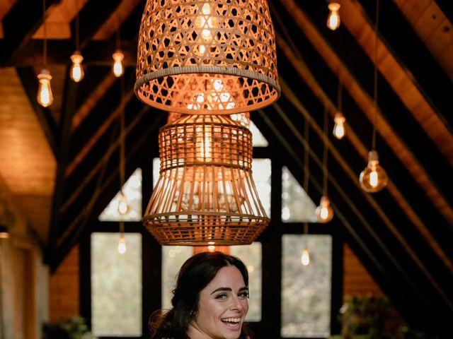 La boda de Raul  y Cora en Rascafria, Madrid 32