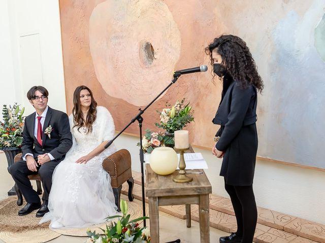 La boda de Lidia y Joan en Agramunt, Lleida 2