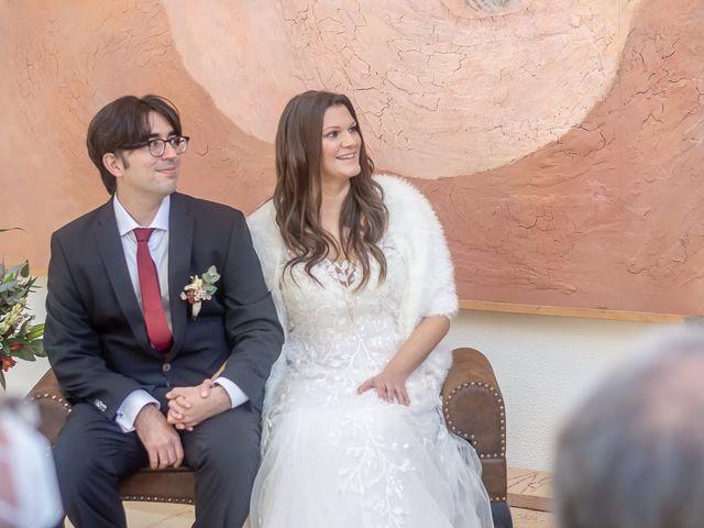 La boda de Lidia y Joan en Agramunt, Lleida 9