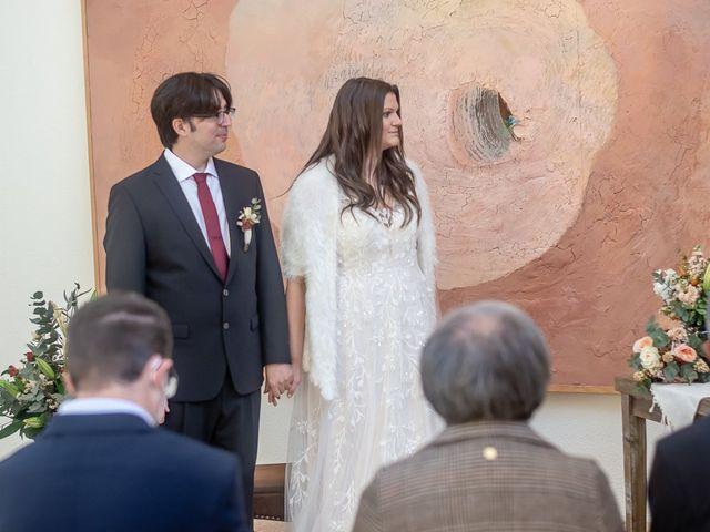 La boda de Lidia y Joan en Agramunt, Lleida 12