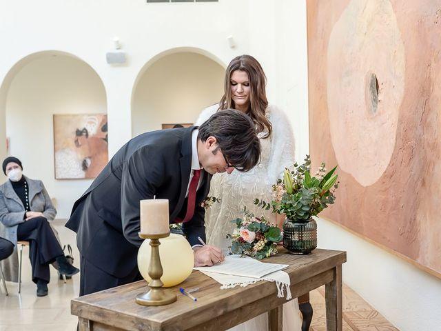 La boda de Lidia y Joan en Agramunt, Lleida 14