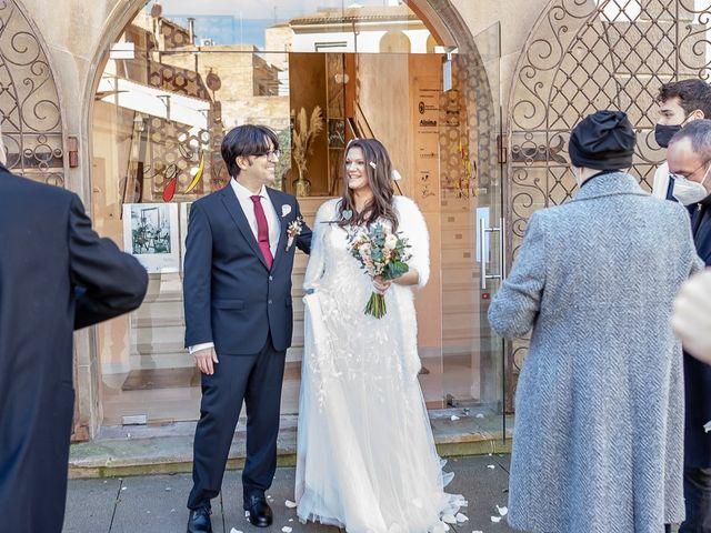 La boda de Lidia y Joan en Agramunt, Lleida 15