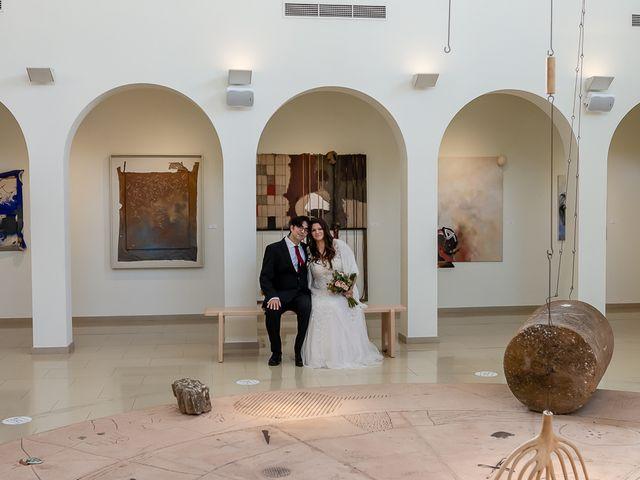 La boda de Lidia y Joan en Agramunt, Lleida 19