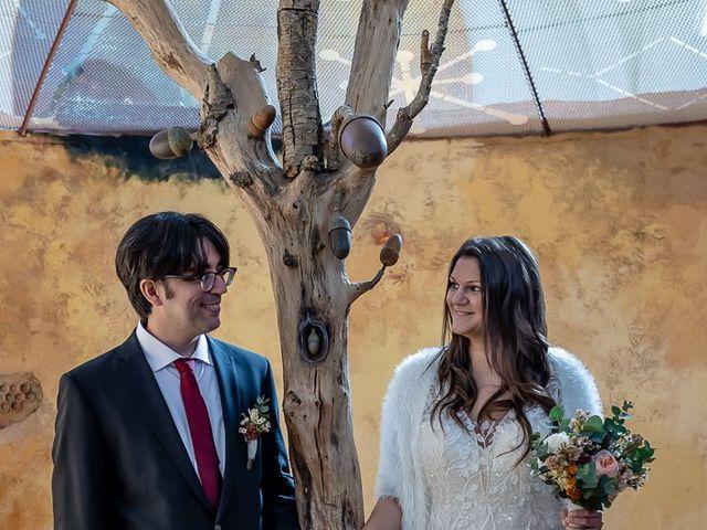 La boda de Lidia y Joan en Agramunt, Lleida 21