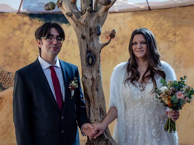 La boda de Lidia y Joan en Agramunt, Lleida 22