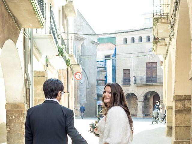 La boda de Lidia y Joan en Agramunt, Lleida 24