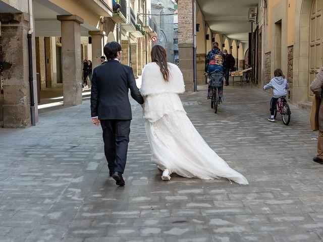 La boda de Lidia y Joan en Agramunt, Lleida 25