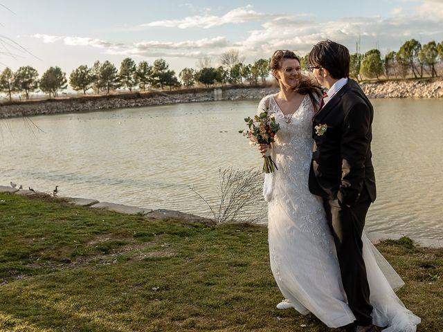 La boda de Lidia y Joan en Agramunt, Lleida 35