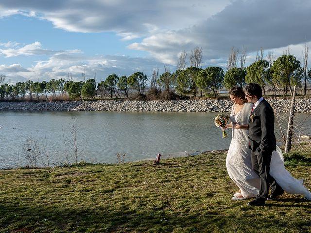 La boda de Lidia y Joan en Agramunt, Lleida 36