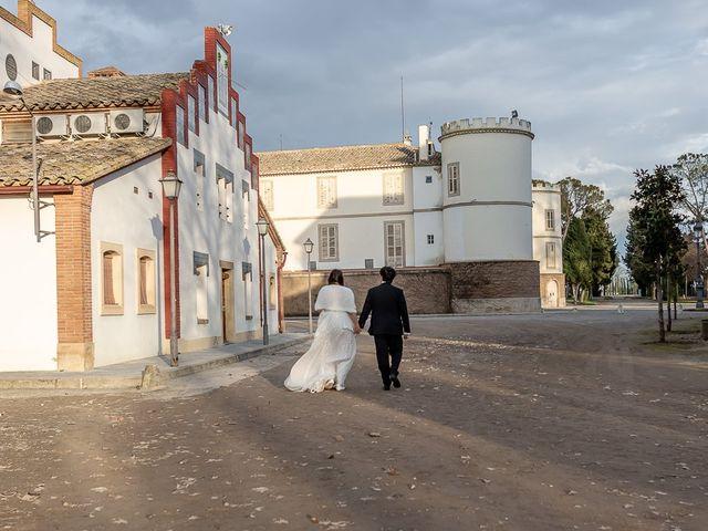 La boda de Lidia y Joan en Agramunt, Lleida 38