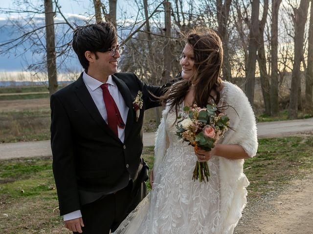 La boda de Lidia y Joan en Agramunt, Lleida 40