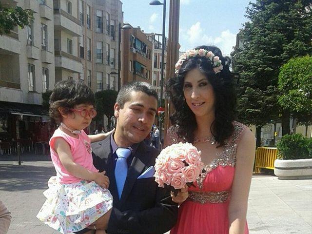 La boda de Felipe y Jesica en Getafe, Madrid 1