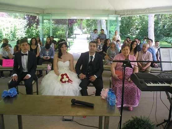 La boda de Felipe y Jesica en Getafe, Madrid 12