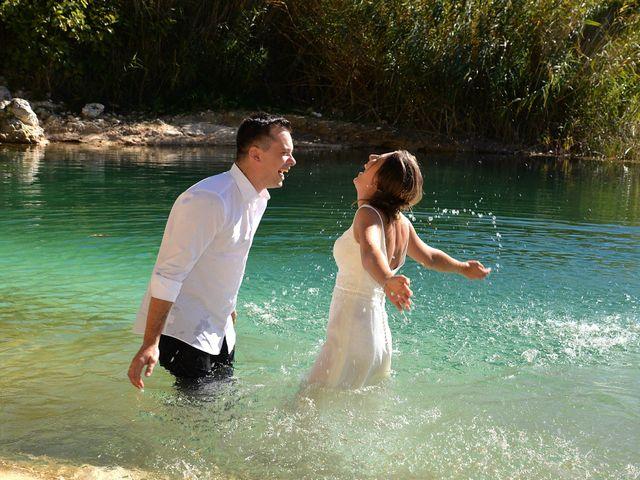 La boda de Lidia y Felipe