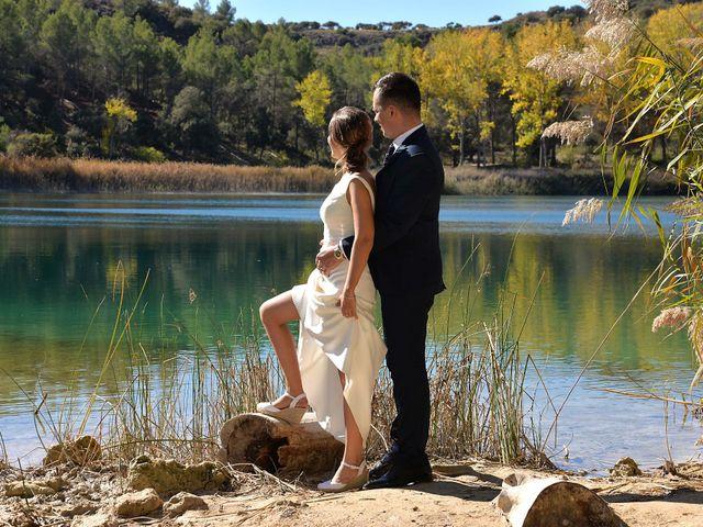 La boda de Felipe y Lidia en Ciudad Real, Ciudad Real 16