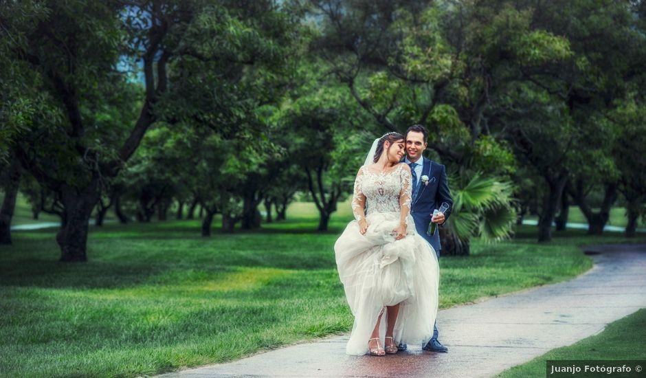 La boda de Antonio y Raquel en Mijas, Málaga
