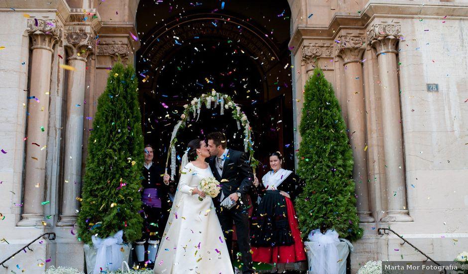 La boda de Javier y Ada en Castelló/castellón De La Plana, Castellón
