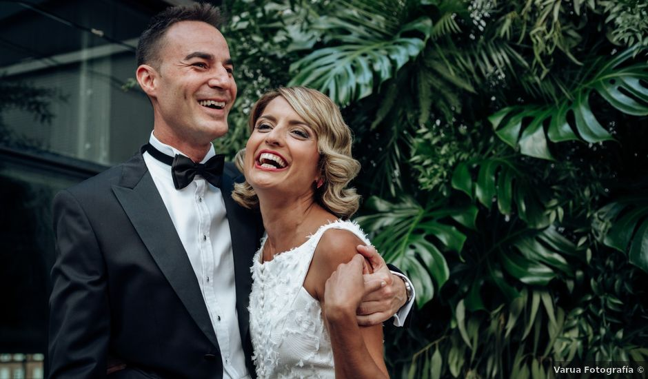 La boda de Ivan y Tania en Bilbao, Vizcaya