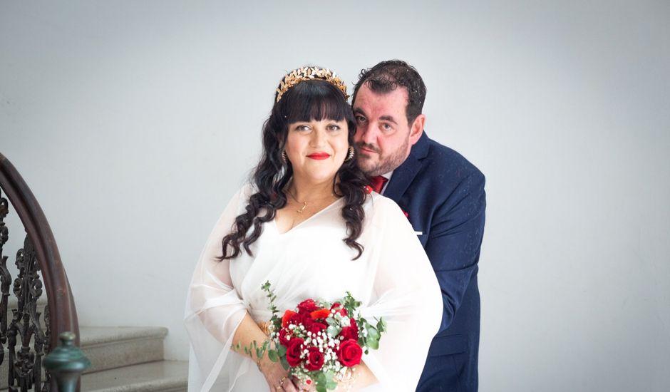 La boda de José y Dolo en La Union, Murcia