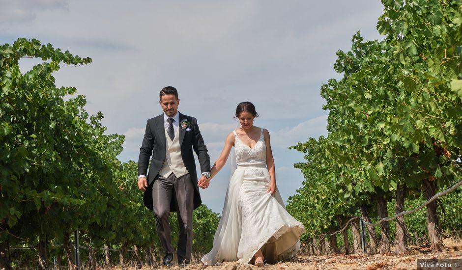 La boda de Alejandro y Diana en Codorniz, Segovia