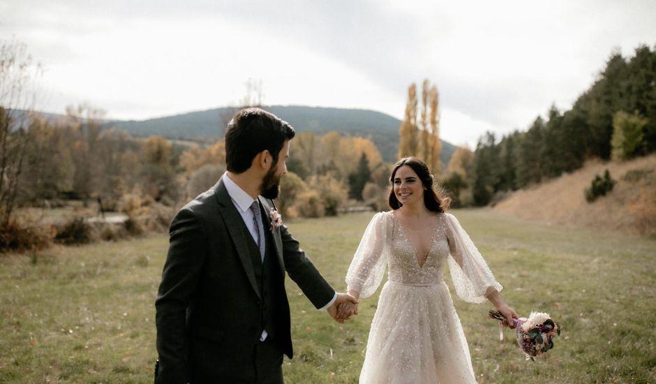 La boda de Raul  y Cora en Rascafria, Madrid