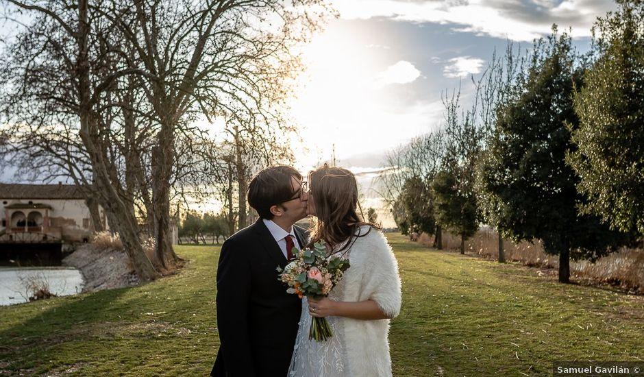 La boda de Lidia y Joan en Agramunt, Lleida