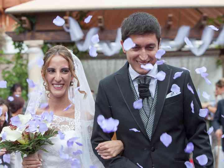 La boda de Aranza y Jairo