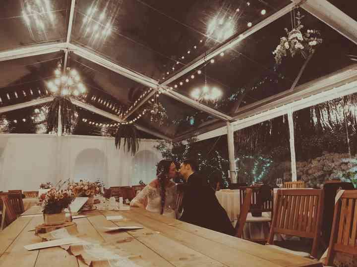 La boda de Isabel y Lionell