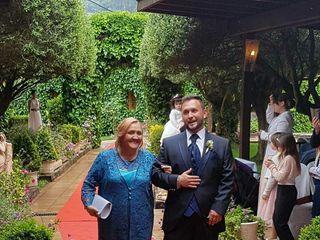 La boda de Lucia y Santo 1