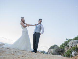 La boda de Joan Tony y Ester