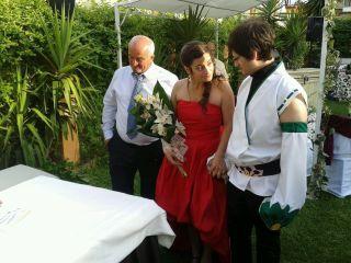 La boda de Maider y Cristia 3