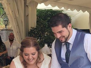 La boda de Chere y Javier 2