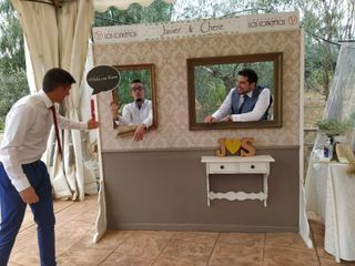 La boda de Chere y Javier 3