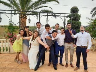 La boda de Chere y Javier
