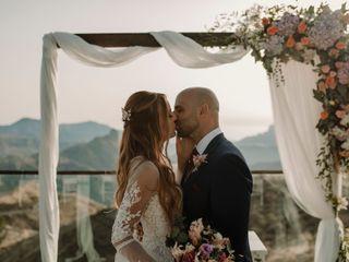 La boda de Laura y Eleazar