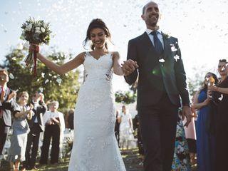 La boda de Yoana y Dani