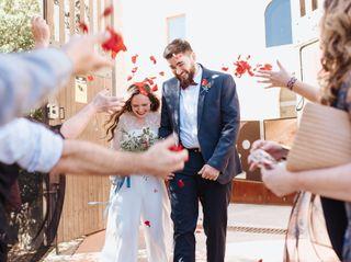La boda de Joan  y Montse