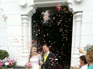 La boda de Isabel y Lionell 1