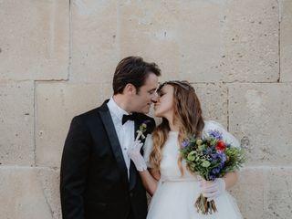 La boda de Melania y Miguel