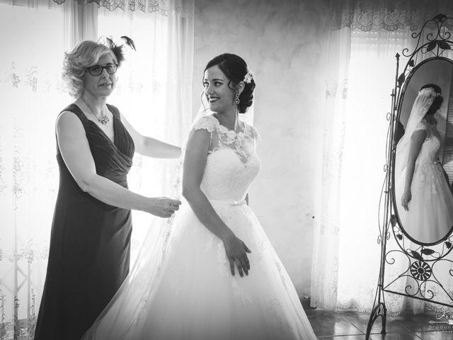La boda de Jonatan y Nerea en Lorca, Murcia 1