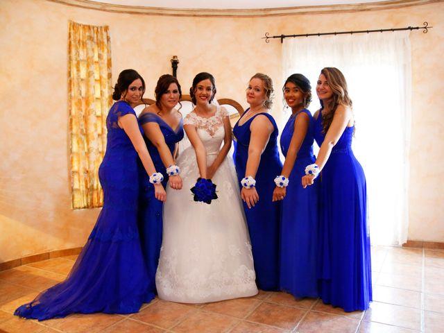La boda de Jonatan y Nerea en Lorca, Murcia 2