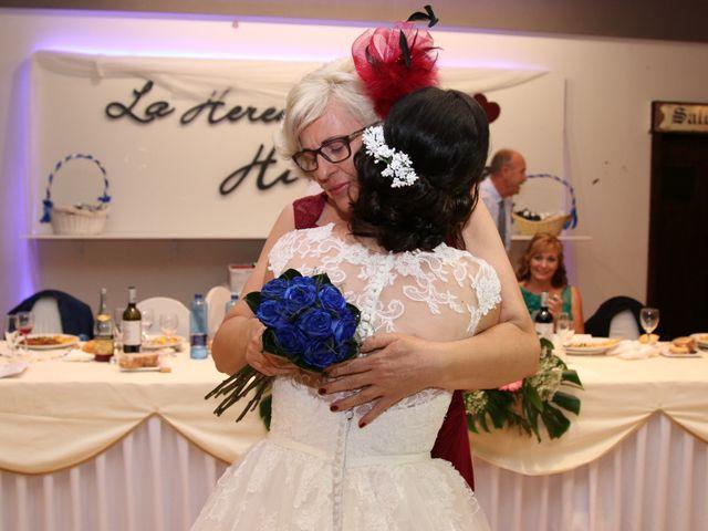 La boda de Jonatan y Nerea en Lorca, Murcia 10