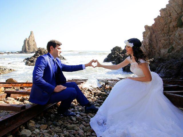 La boda de Jonatan y Nerea en Lorca, Murcia 14