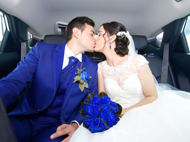 La boda de Jonatan y Nerea en Lorca, Murcia 16