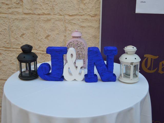 La boda de Jonatan y Nerea en Lorca, Murcia 17