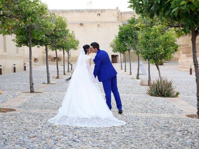 La boda de Jonatan y Nerea en Lorca, Murcia 20
