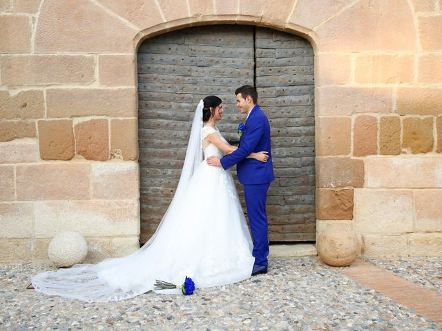 La boda de Jonatan y Nerea en Lorca, Murcia 21