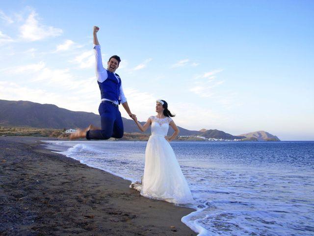 La boda de Jonatan y Nerea en Lorca, Murcia 22