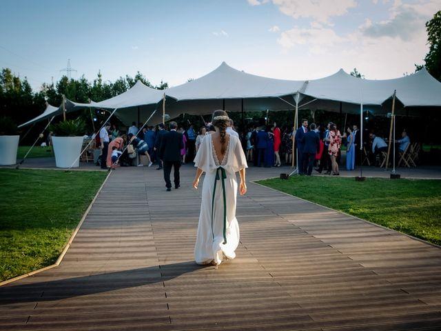 La boda de Jesús y Cristina en Zaragoza, Zaragoza 35